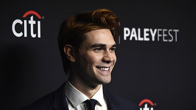 <i>Riverdale</i> Star K.J. Apa Replacing Kian Lawley in <i>The Hate U Give</i>