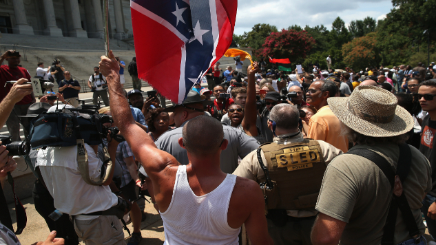 The FBI Has Looked Into Law Enforcement Agency Infiltration by White Supremacists