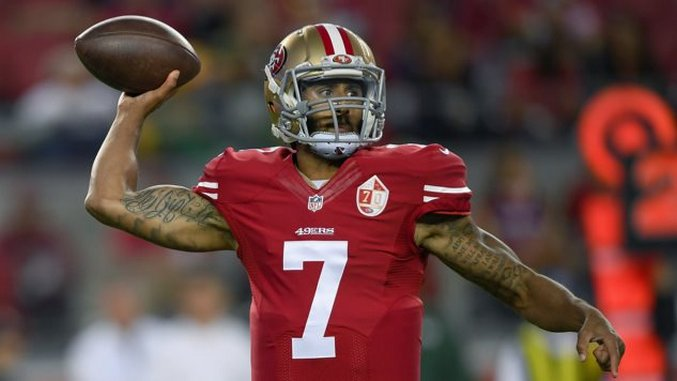 Trump's Kaepernick-Bashing Is Unbelievably Cynical