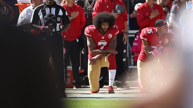 Kaepernick Files Formal Grievance Claiming He's Getting Blackballed by the NFL (Spoiler: He's Absolutely Right)