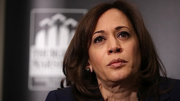 When Kamala Harris Turned a Blind Eye to Police Brutality