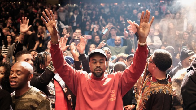 Kanye West's <i>The Life of Pablo</i> Makes History, Going Platinum Entirely on Streams
