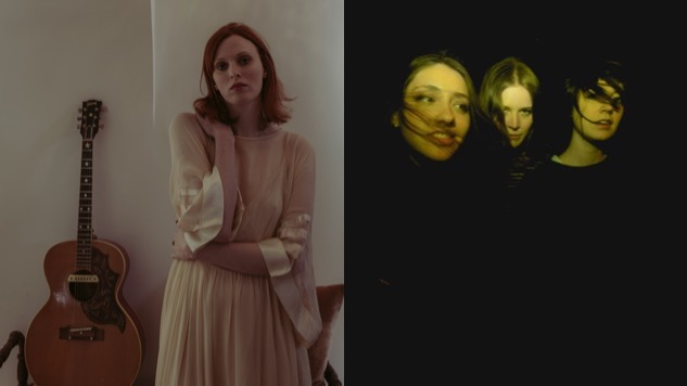 Streaming Live from <i>Paste</i> Today: Karen Elson, Daddy Issues