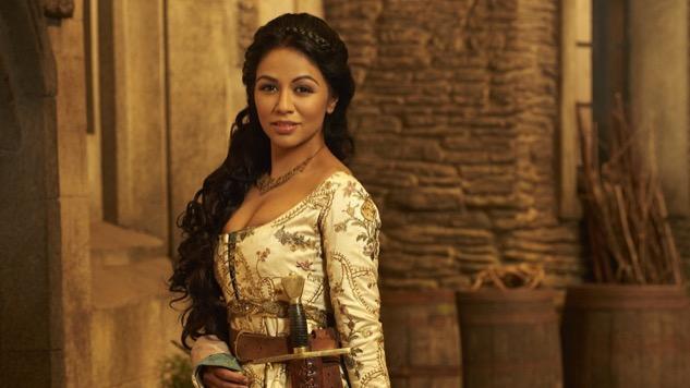 Karen David Talks #MoreGalavant: A Princess' Quest to Save the Series