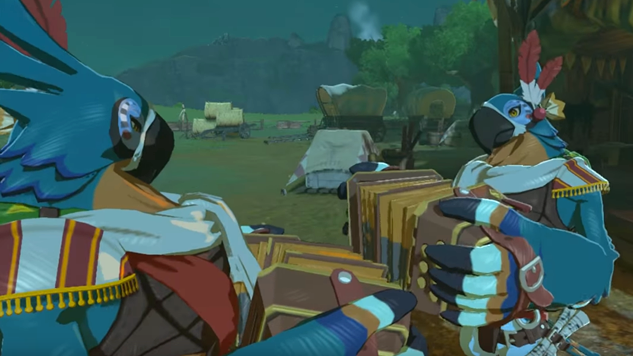 This <i>Breath of the Wild</i> Trick Lets NPCs Meet Their Twin