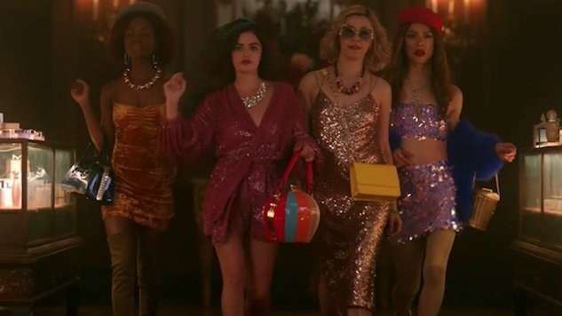 <i>Riverdale</i> Meets the City in the First Trailer for The CW's <i>Katy Keene</i> Spinoff