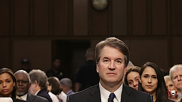 Why Democrats Should Walk Out of the Kavanaugh Hearings and Shut Down the Senate