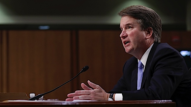 Brett Kavanaugh Is Screwed