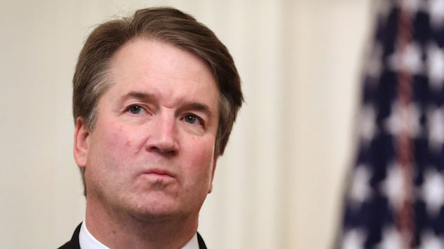Supreme Court Nominee Brett Kavanaugh Once Voted to Protect a Trump Casino from Unionization