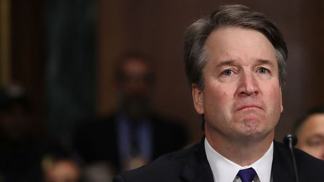 Poll: Most Republicans Want Kavanaugh Confirmed Even if He's Guilty