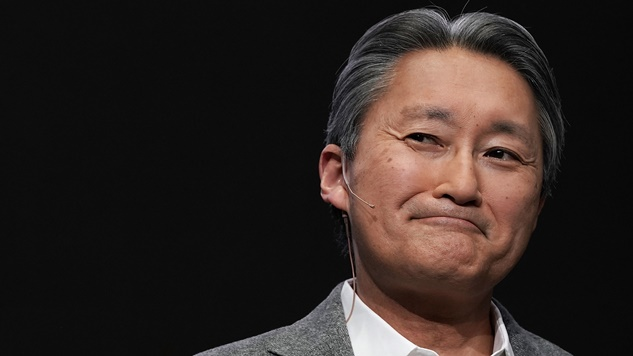 Sony CEO Kaz Hirai Stepping Down in April