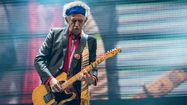 Celebrate Keith Richards' 75th Birthday With This Rolling Stones Concert, Taped on This Day in 1981