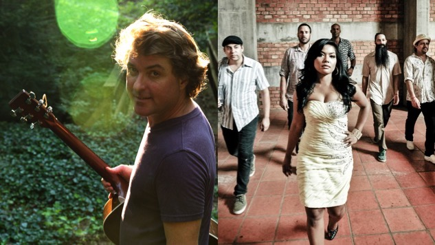 Streaming Live from <i>Paste</i> Today: Keller Williams, Dengue Fever