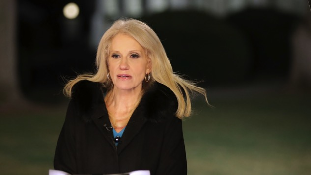 Stop Making Fun of Kellyanne Conway—It's For Your Own Good