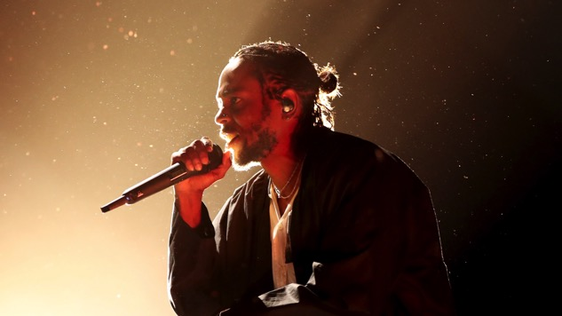 Kendrick Lamar Reveals Artwork and Tracklist for <i>Black Panther: The Album</i>
