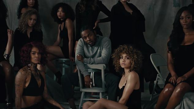 "Watch Kendrick Lamar's Seductive ""LOVE."" Video"