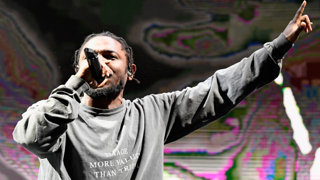 Kendrick Lamar Teases a New Album