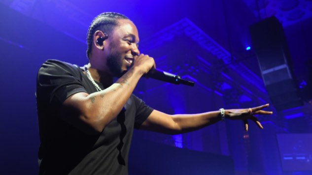 Kendrick Lamar Confirms <i>DAMN.</i> Was Meant to Be Played Backwards