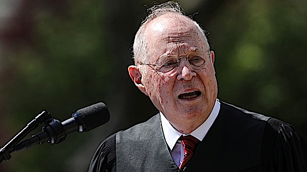 Supreme Court Justice Anthony Kennedy to Retire, Nation Shudders