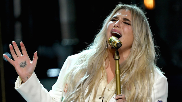 Kesha Postpones March and April Tour Dates Due to Injury