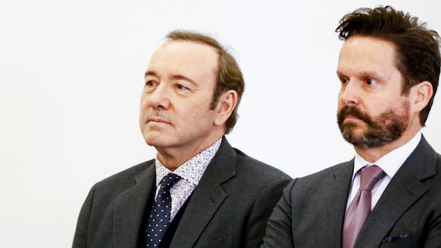 Kevin Spacey Has Been Hit with Another Sexual Assault Lawsuit (Updated)