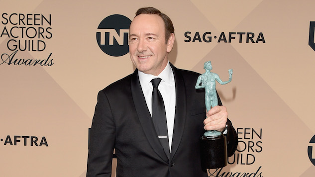 Kevin Spacey Accused of Sexual Misconduct by <i>House of Cards</i> Crew Members, Netflix Responds