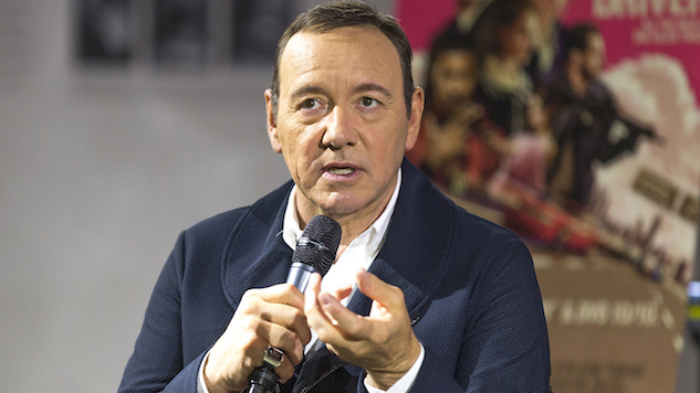 Kevin Spacey's <i>Billionaire Boys Club</i> Earns Measly $618 in Opening Weekend