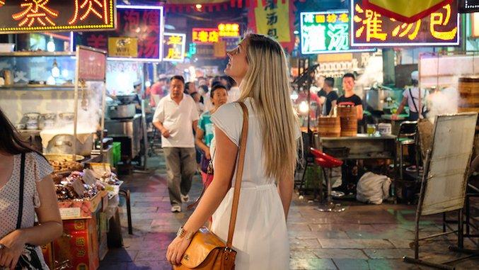 Escape Artist Q&A: Kiersten Rich of<i>The Blonde Abroad</i> Blog