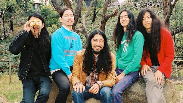 Kikagaku Moyo Announce 2019 U.S. Tour Dates