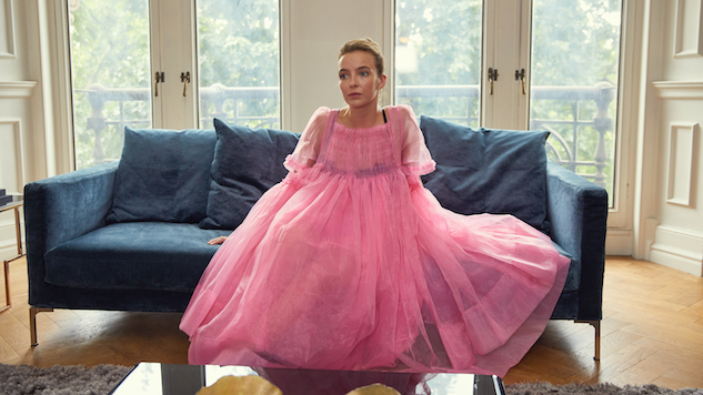 The Perfect Petulance of <i>Killing Eve</i>'s Jodie Comer