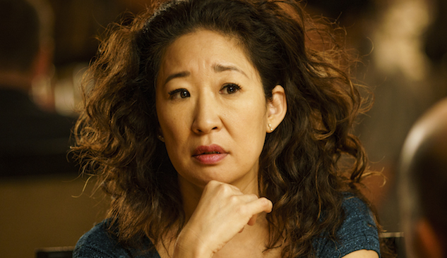 <i>Killing Eve</i> Starts Off Slowly, but Will Hold You in Suspense