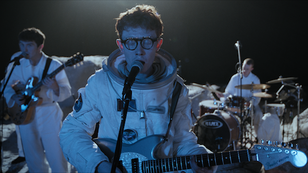 King Krule Takes A Trip To The Moon In His New Video