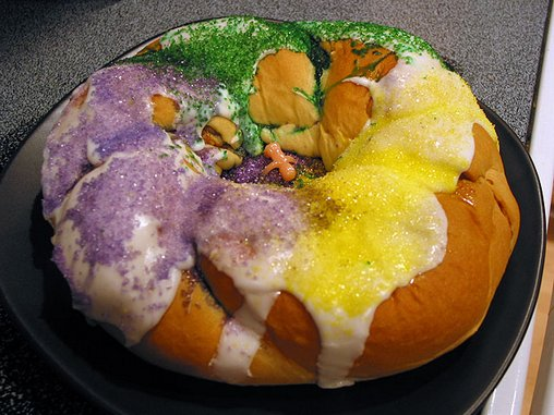A Short History of King Cake's Long History