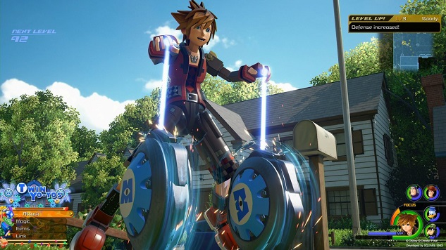 New <i>Kingdom Hearts 3</i> Details Revealed, Release Date Teased
