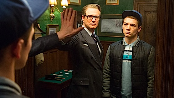 <i>Kingsman: The Secret Service</i>