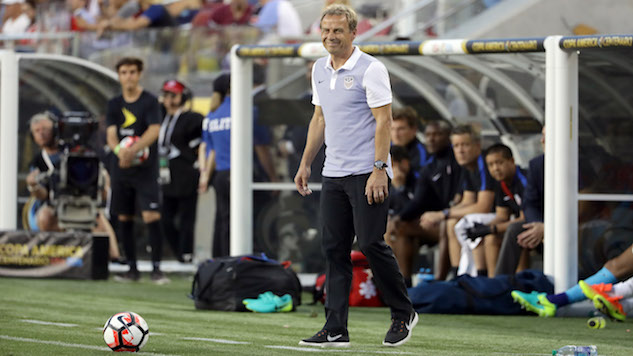 Why USA's Copa America Match vs Costa Rica Might be Klinsmann's Last Stand