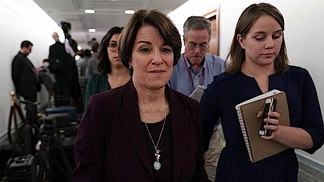 Why the Amy Klobuchar Staff Mistreatment Stories Matter