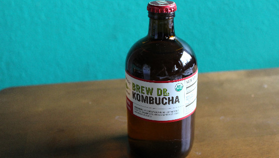 5 Kombuchas for Craft Beer Fans