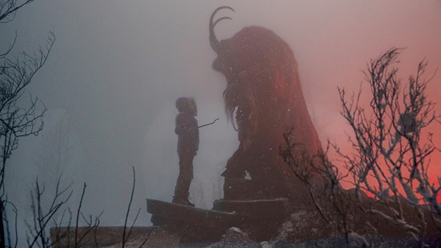 Christmas Is Horror, so a Merry <i>Krampus</i> to All!