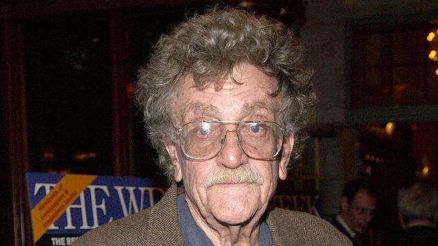 Five Previously Unreleased Kurt Vonnegut Stories Set to be Published This Month