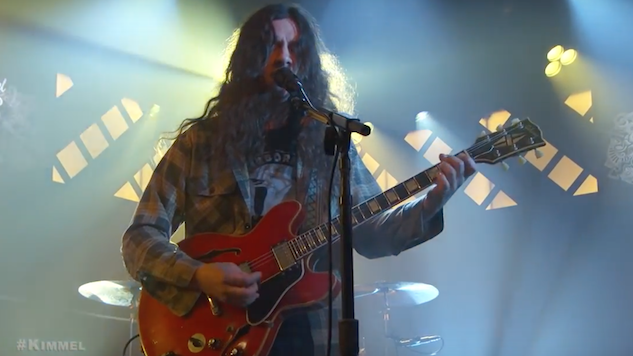 "Watch Kurt Vile Perform ""Loading Zones"" on <i>Jimmy Kimmel Live!</i>"