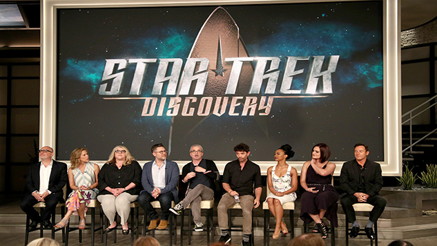 Alex Kurtzman to Oversee Expansion of CBS <i>Star Trek</i> Universe via New Overall Deal