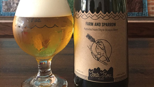 Kvass: An Old Beer Style is Being Revived at Fonta Flora