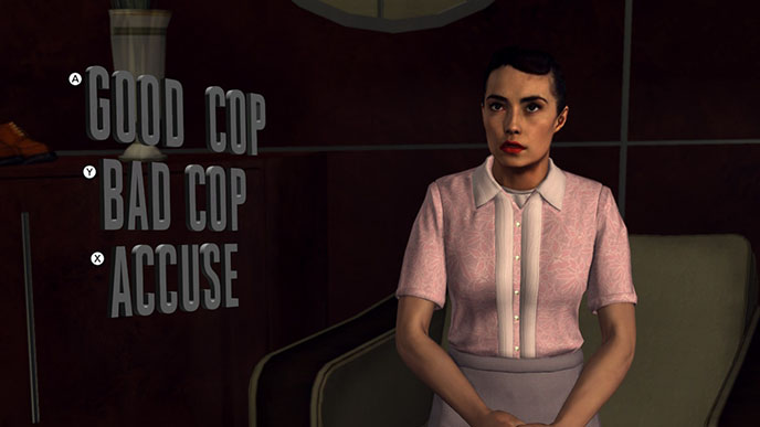 <i>LA Noire</i>: How Do The New Dialogue Options Hold Up?