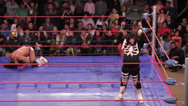 LA Park and Rush Bring an Old School Feud to Modern Lucha Libre
