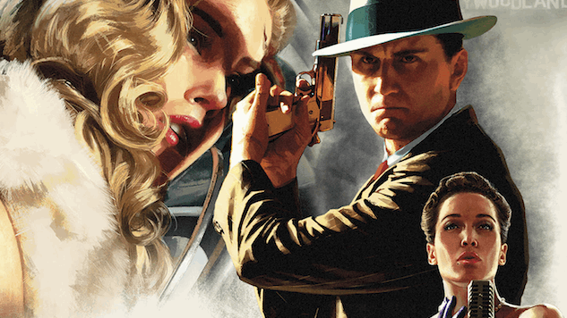 Rockstar Games Bringing <i>L.A. Noire</i> to Switch, Xbox One, PS4 and Vive