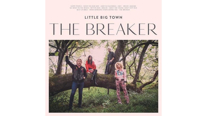 Little Big Town: <i>The Breaker</i> Review