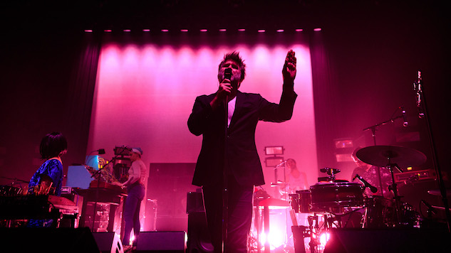 Hear LCD Soundsystem Deliver an Electrifying Set of Early Hits in 2007