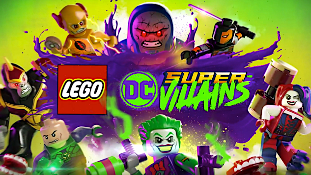 See the <i>LEGO DC Super Villains</i> Announcement Trailer