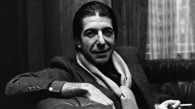 Leonard Cohen's Son Announces Posthumous Album